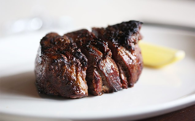 Who doesn't like a good piece of steak? (Image credits: Rockpool Melbourne)