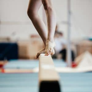 Gymnasts and chiropractic care